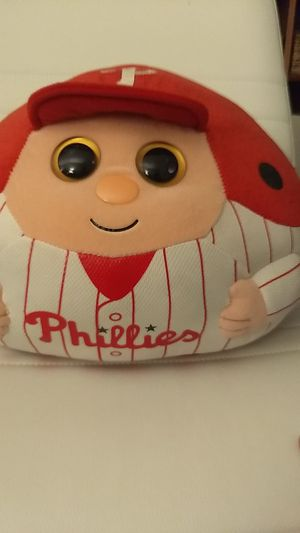 Philadelphia Phillies beanie baby for Sale in Silver Spring, MD