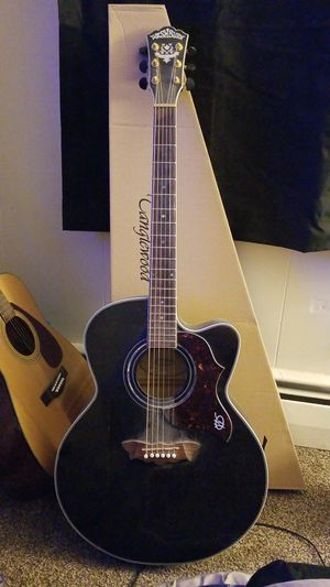 Washburn Cumberland limited edition for Sale in Pottsville, PA