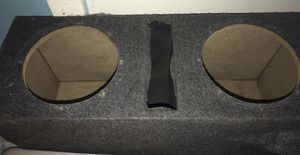 """10"""" Subwoofer box for Sale in Akron, OH"""