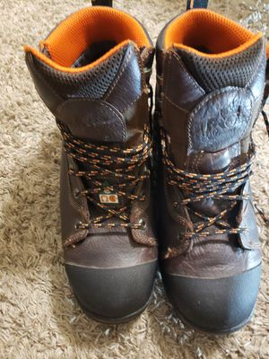 "TIMBERLAND PRO ENDURANCE 6"" STEEL TOE WORK BOOTS SIZE 12M for Sale in Mill Creek, WA"