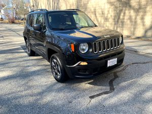 2017 Jeep Renegade for Sale in New London, CT