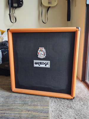 Orange OBC 4x10 Bass Cab for Sale in Shadow Hills, CA