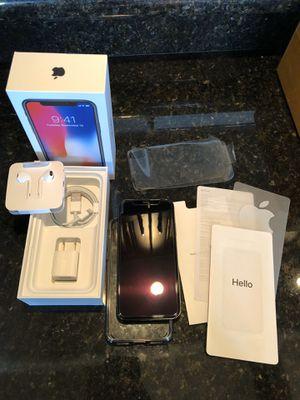 iPhone X - 64GB - Space Gray - Unlocked/Verizon - Like New for Sale in Phoenix, AZ