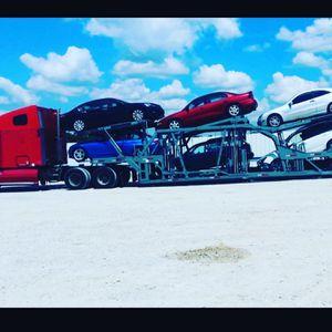 8-9 J & M Car Trailer 2000 for Sale in McDonough, GA