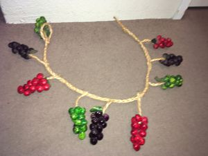 Grape Decoration for Sale in West Richland, WA