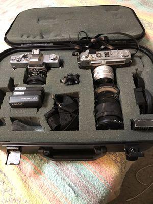 Vintage Camera set for Sale in Fort McDowell, AZ