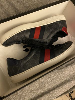 Gucci ace supreme sneakers for Sale in Highland, CA