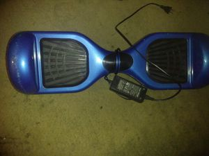 Blue hoverboard for Sale in Fort Worth, TX