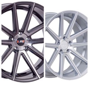 "F1R Wheels 18"" fit 5x100 5x114 5x120 ( only 50 down payment/ no CREDIT CHECK) for Sale in Rockville, MD"
