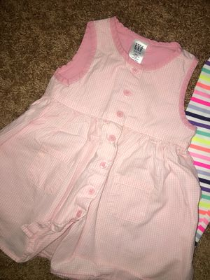 Baby girl clothes// Vestido para niña for Sale in Bladensburg, MD