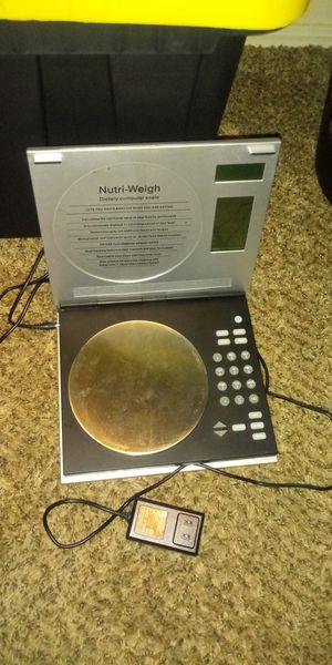 Kitchen digital scales for Sale in Tulsa, OK
