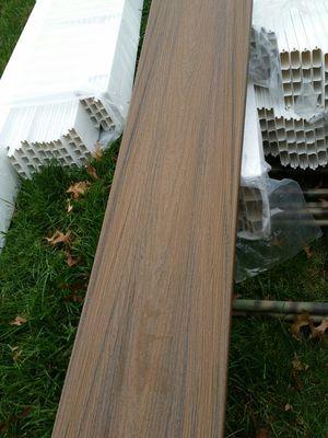 Trex enhanced G2 fascia two pieces for Sale in Woodbridge Township, NJ