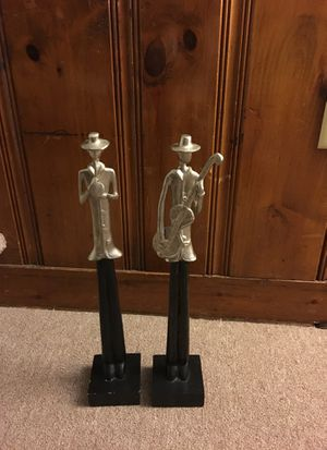Collectible musical statues for Sale in Southbridge, MA