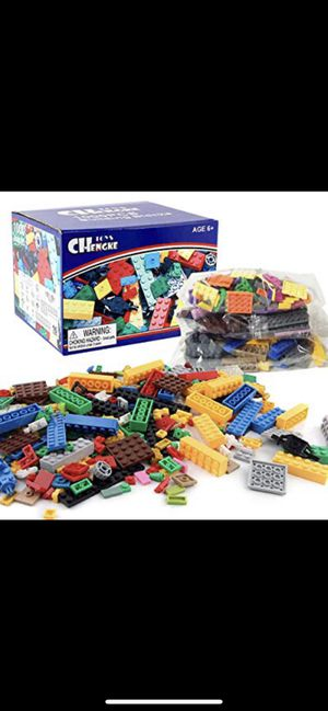 Fantarea Large Particles Building Blocks Bricks Toys Puzzles Game Birthday Gift for Kid,Developmental toy for Sale in Aurora, CO