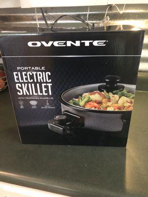 Ovente Electric Skillet for Sale in Buckley, WA