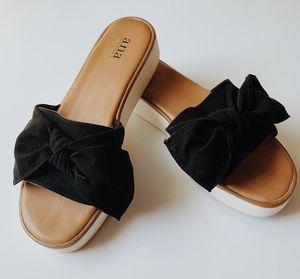 A.N.A. Ballard Platform Sandals for Sale in Chantilly, VA
