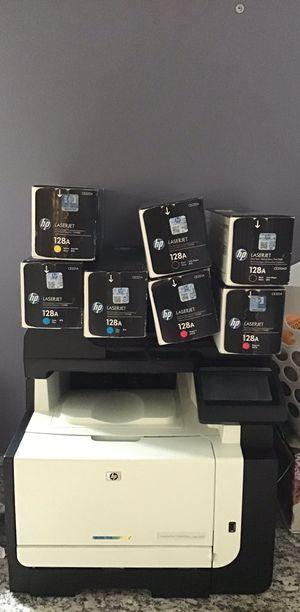 HP LaserJet Pro CM1415 for Sale in Cranston, RI
