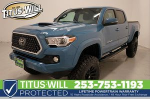 2019 Toyota Tacoma 4WD for Sale in Tacoma, WA