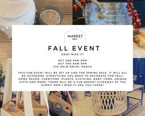 Market North Fall Event Bazaar for Sale in Pasco, WA