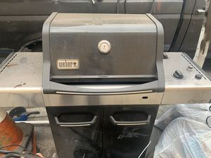 BBQ grill Weber for Sale in Los Angeles, CA