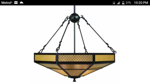 Hanging light for Sale in Delaware, OH