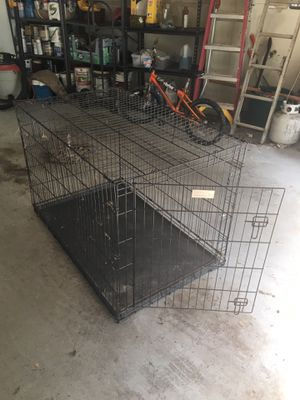 Large Dog Crate for Sale in Vienna, VA