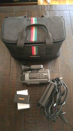 Jvc compact vhs camcorder for Sale in Lancaster, PA