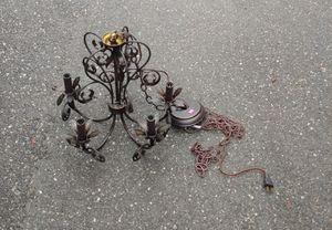Flower Chandelier for Sale in Graham, NC