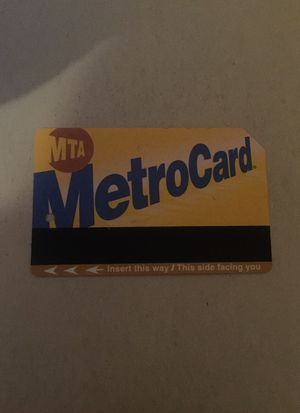 $25 MetroCard for Sale in Seaford, NY