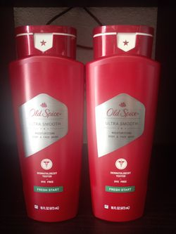 Pack Of 2 Old Spice Body And Face Wash for Sale in Orlando,  FL