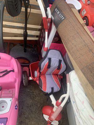 Kids bike pushcar for Sale in Fresno, CA
