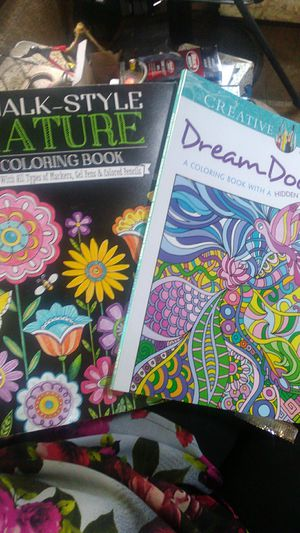 Adult coloring books for Sale in Milwaukie, OR
