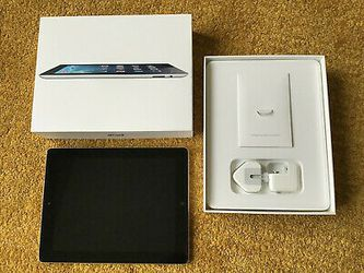 "Apple iPad -3 // 9.7inch (Wi-fi with Interest access) Excellent Condition,""as LikE neW"" for Sale in Springfield,  VA"