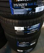 4 new tires 215/35/18 for Sale in Orlando, FL