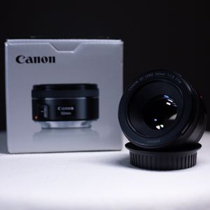 Canon EF 50mm f/1.8 STM for Sale in Minneapolis, MN
