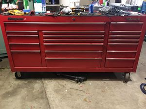 Snap on tool box classic 96 .. for Sale in Fresno, CA