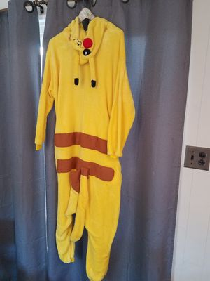 Pikachu costume adult small for Sale in BRECKNRDG HLS, MO