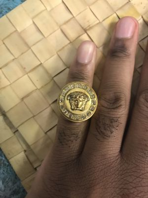 Vintage Versace ring for Sale in The Bronx, NY