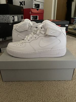 Air Force 1 size 9 for Sale in Blue Springs, MO