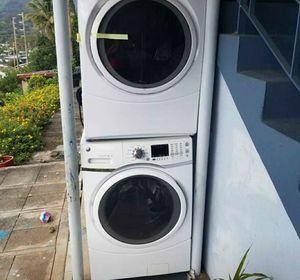 GE Washer Dryer Combo for Sale in Honolulu, HI