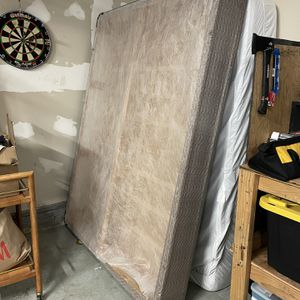 Queen Size Box Spring for Sale in Portland, OR