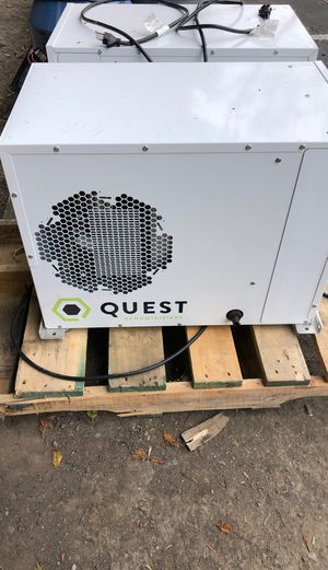 quest 110 dehumidifiers 2 available for Sale in Hayward, CA