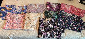 Scrub tops $10 EACH for Sale in Silver Spring, MD