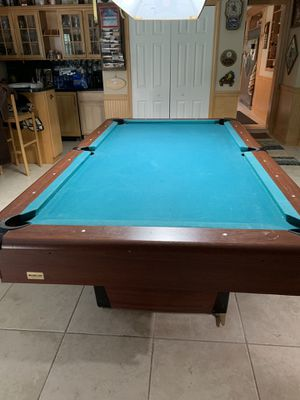 Free pool table for Sale in Vero Beach, FL