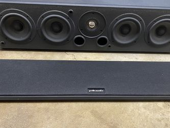 Polk Audio Center channel CS350 for Sale in Westminster,  CA