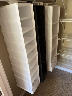 Ikea - Closet Organizers for Sale in Wilsonville, OR