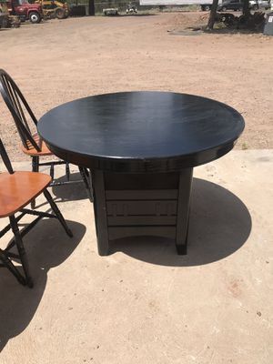 Dinner Table and Chairs for Sale in Heber, AZ