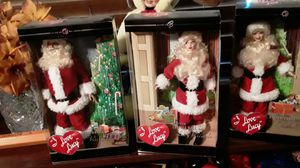 Barbie rare perfect barbie Christmas Lucy. Ethel Rickey. All three perfect for Sale in Las Vegas, NV