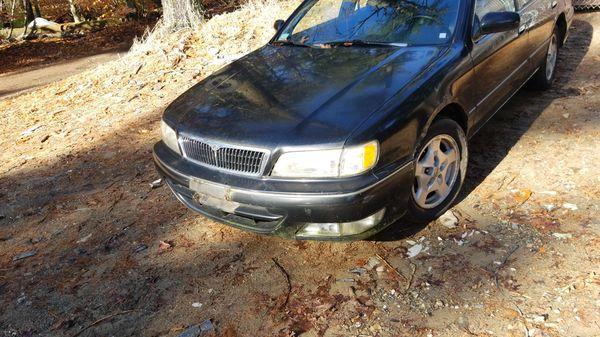1998 infinity 130t parts car