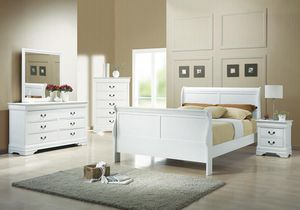 Bedroom set 4Pc// financing available only $49 down payment for Sale in Hialeah, FL